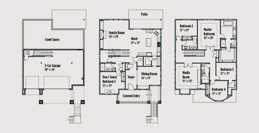 Coralwood american west hills homes nw American west homes floor plans