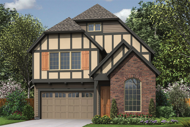 Bremerton Euro West Hills Homes Nw